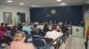 Câmara realiza 1ª Sessão Ordinária de 2021