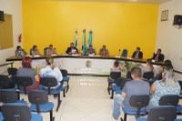 Resumo da 11ª Sessão Ordinária do ano de 2018, da Câmara Municipal de Novo Horizonte do Sul