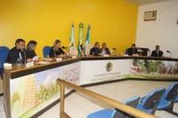 Resumo da 13ª Sessão Ordinária do ano de 2018, da Câmara Municipal de Novo Horizonte do Sul