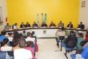 Resumo da 15ª Sessão Ordinária do ano de 2018, da Câmara Municipal de Novo Horizonte do Sul