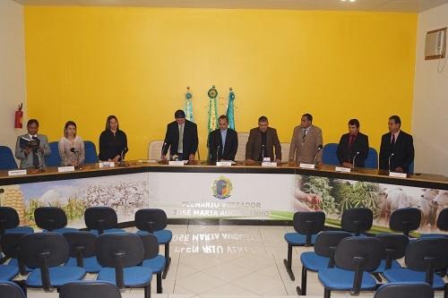 Resumo da 17ª Sessão Ordinária do ano de 2018, da Câmara Municipal de Novo Horizonte do Sul