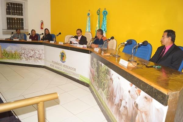 Resumo da 18ª Sessão Ordinária do ano de 2018, da Câmara Municipal de Novo Horizonte do Sul