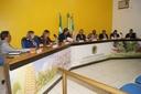Resumo da 21ª Sessão Ordinária do ano de 2018, da Câmara Municipal de Novo Horizonte do Sul