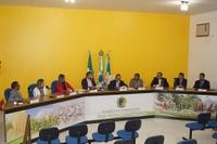 Resumo da 23ª Sessão Ordinária do ano de 2018, da Câmara Municipal de Novo Horizonte do Sul
