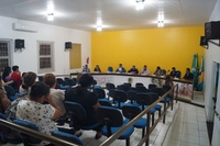 Resumo da 29ª sessão Ordinária do ano de 2018, da Câmara Municipal de Novo Horizonte do Sul.