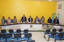 Resumo da 30ª sessão Ordinária do ano de 2018, da Câmara Municipal de Novo Horizonte do Sul.