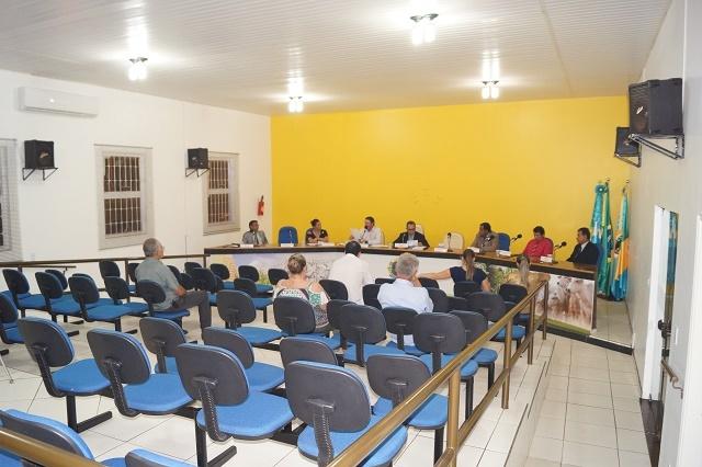 Resumo da 31ª sessão Ordinária do ano de 2018, da Câmara Municipal de Novo Horizonte do Sul.
