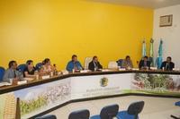 Resumo da 32ª sessão Ordinária do ano de 2018, da Câmara Municipal de Novo Horizonte do Sul.