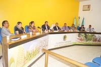 Resumo da 34ª sessão Ordinária do ano de 2018, da Câmara Municipal de Novo Horizonte do Sul.