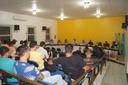 Resumo da 8ª Sessão Extraordinária do ano de 2018, da Câmara Municipal de Novo Horizonte do Sul.