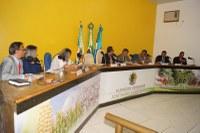 Resumo da 8ª Sessão Ordinária do ano de 2018, da Câmara Municipal de Novo Horizonte do Sul