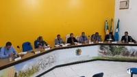 Segunda Sessão Ordinária do ano de 2019, da Câmara Municipal de Novo Horizonte do Sul.