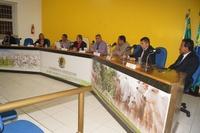 Terceira Sessão Ordinária do ano de 2019, da Câmara Municipal de Novo Horizonte do Sul.