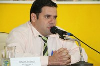 Vereador Elmar cobra rede elétrica para instalação de climatizadores